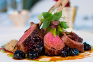 Celebration dinners by local chefs can be arranged for large groups staying at Tone Dale House in Somerset