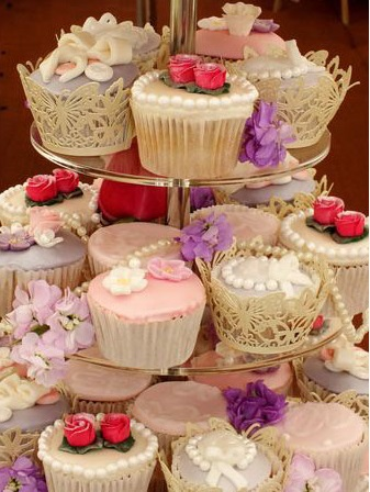 Delicious cupcakes and all types of catering can be provided by our local chefs at Berry House