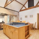 The Stables provides extra accommodation for 10 guests, in 5 bedrooms, with its own kitchen and sitting area