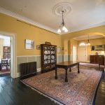 Tone Dale House entrance hall, a spacious house for rent through The Big House Company