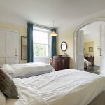 Tone Dale House has 11 comfortable bedrooms in the main house & 5 in the Stables, sleeping up to 31 guests
