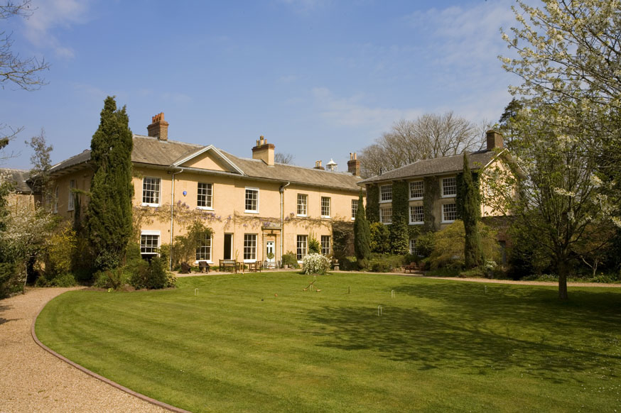 Tone Dale House is a spacious party house available through The Big House Company