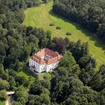 The Austrian Castle is set in a wooded, peaceful environment and is available to hire through The Big House Company