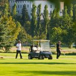 2 golf courses adjacent to the Austrian Castle