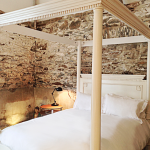 Extra accommodation in these charming barn rooms, next to the main house, available for groups larger than 16