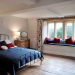 There are 6 bedrooms on the first floor and 4 bedrooms on the second floor at Cotswold Manor