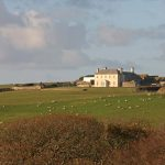 Berry House has far reaching views across the countryside and is a relaxing & peaceful location for a large house party