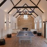 The Coach House has table tennis, table football and a pool table. It is also licensed for weddings