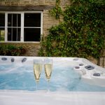 Cotswold Manor has a large hot tub and is available to hire through The Big House Company