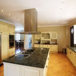 The kitchen at Marbella Villa