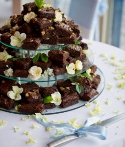 Tasty cakes and other catering can be arranged through The Big House Company, Somerset.