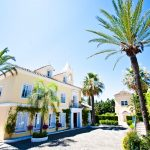 This large house in Marbella can sleep large groups of up to 16