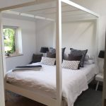 The Jenene bedroom at Midlands Villa near Birmingham