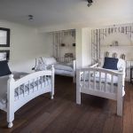 Many of the 10 bedrooms at Midlands Villa can be either single beds or large doubles