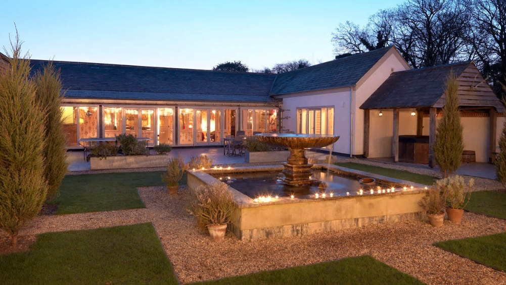 This large party house in Norfolk is available to hire through The Big House Company
