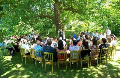 A weekend house party wedding celebration at Tone Dale House in Somerset