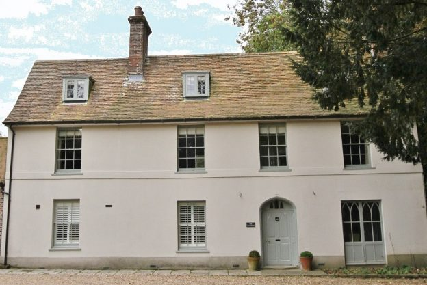 Dorset Lodge, a handsome manor house with 8 bedrooms to hire through The Big House Company