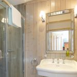 All the bedrooms at Tatham House have en-suite bath or shower rooms