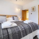 Tatham House has 2 ground floor bedrooms with en-suite shower rooms