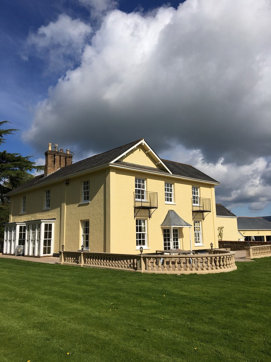 Tatham house somerset the big house company - Hen party houses with swimming pool ...
