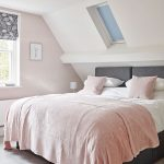 Attic bedroom at our 12 bedroom manor house.