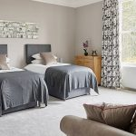 Many of the beds can be either large king size or single beds for flexibility.