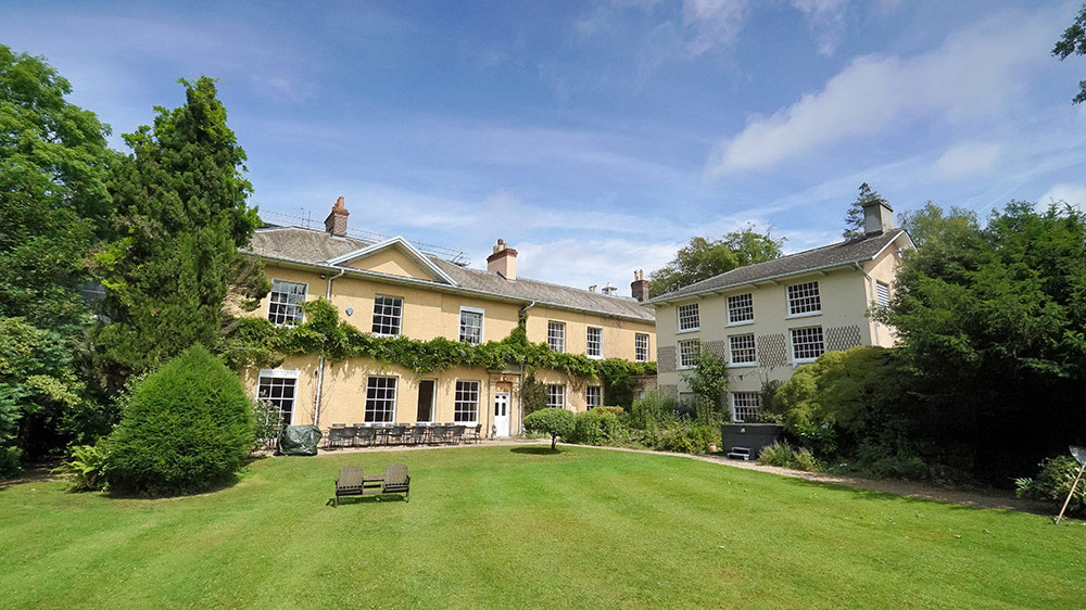 Tone Dale House is a big house to rent in Somerset, available through The Big House Company